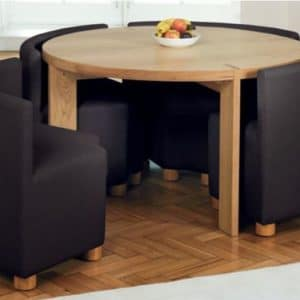 Modern Centre Table With Chair
