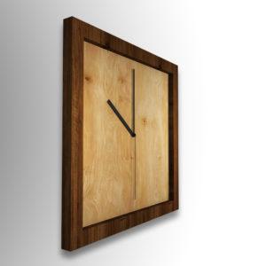 MDF Square Wall Clock
