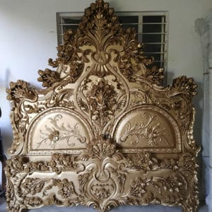 carving bed Back design