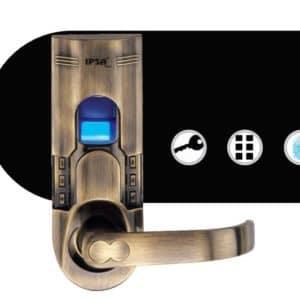 Fingerprint & Keypad Lock by IPSA products