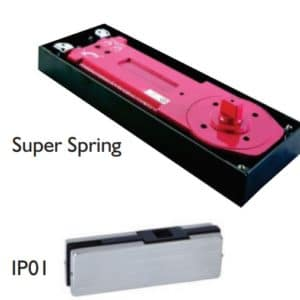 Top Patch, Bottom Patch, Lock & Floor Spring IPSA