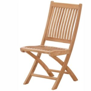 KIFFA FOLDING CHAIR