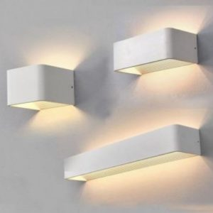 Radiant Indoor Wall Light RWL-102-ST