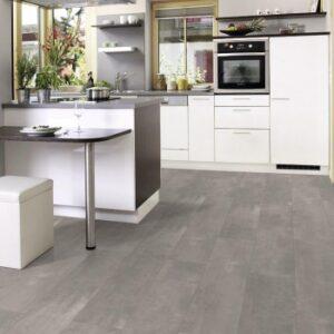 Concrete Grey Plank | Luxus 832 | SquareFoot