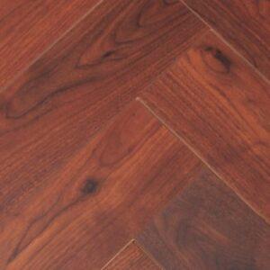 Walnut Herringbone | Herringbone | SquareFoot
